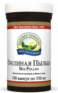nsp пчелиная пыльца Bee Pollen
